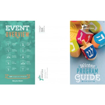 Program Guide Brochure