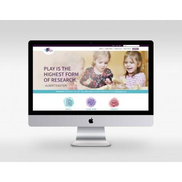 Preschool Website or Minisite