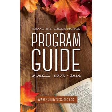Program Guide Cover 5