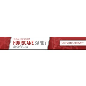Disaster Relief Fund Web Banner
