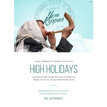 Yom Kippur Email