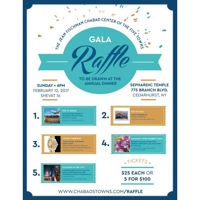 raffle fundraiser flyer click design base