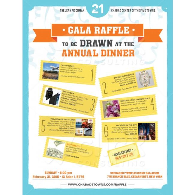 raffle flyer raffles auctions fundraising click design base