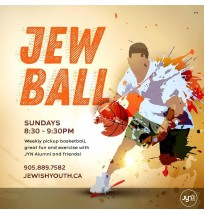 Jew Ball Basketball Social Media Promo