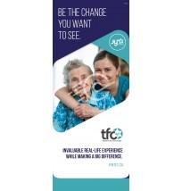 Retractable Banner: Teen Volunteer Program