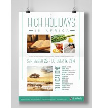 High Holidays Flyer