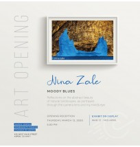 Art Opening Flyer
