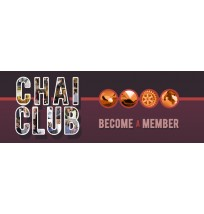 Chai Club Web Banner