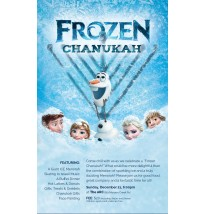 Chanukah Frozen Flyer