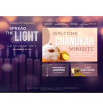 Chanukah Minisite