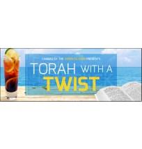 Torah with a Twist Promo