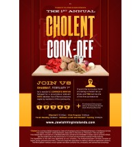 Cholent Cook-Off Email