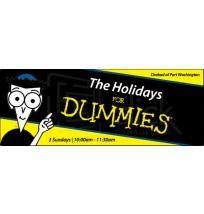 Dummies Web Banner