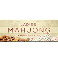 Ladies' MahJong Promo