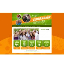 Minisite: Teen Leadership