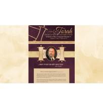 Minisite: Torah Writing Campaign 3