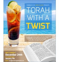 Torah with a Twist Email