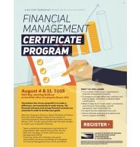 Financial Management Flyer