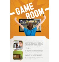 Game Room Flyer