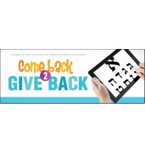 Come Back Give Back Web Banner