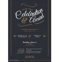 Year End Celebration & Award Email