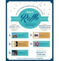 Raffle Fundraiser Flyer