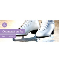 Chanukah on Ice Web Banner