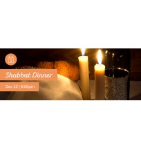 Shabbat Dinner Web Banner