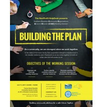Building The Plan Flyer