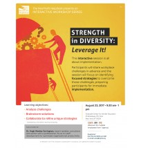 Strength in Diversity Flyer