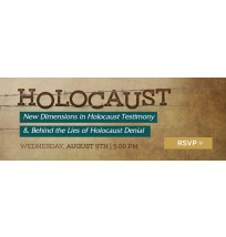 Holocaust Lecture Web banner