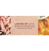Loaves of Love Web Banner