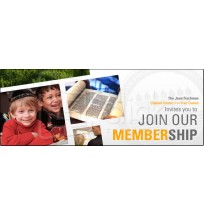 Join our Membership Web Banner