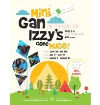 Mini Gan Izzy Flyer