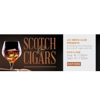 Scotch & Cigars Web Banner