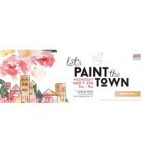 Paint Night Web Banner