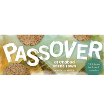 Pesach Web Banner (template5)