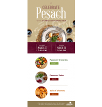 Pesach Email
