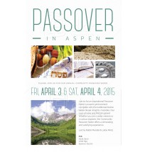 Pesach Flyer 2