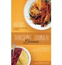 Chanukah/Thanksgiving Event