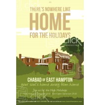 Home for the Holidays Promotional Mailer