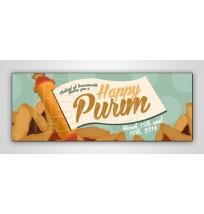 Purim Banner 8