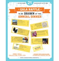 Raffle Flyer