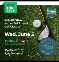 Golf Social Media Promo