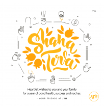 Shana Tova Social Media Post