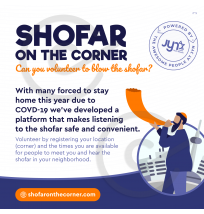 Shofar Corner Social Media Post 2