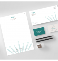 Chabad Logo + Branding Package Option 8