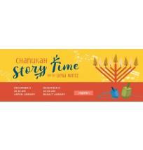 Children's Storytime Web Banner