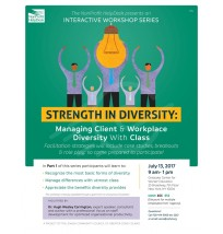 Strength in Diversity Flyer