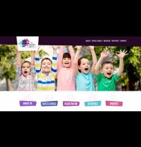 Website: Camp Homepage